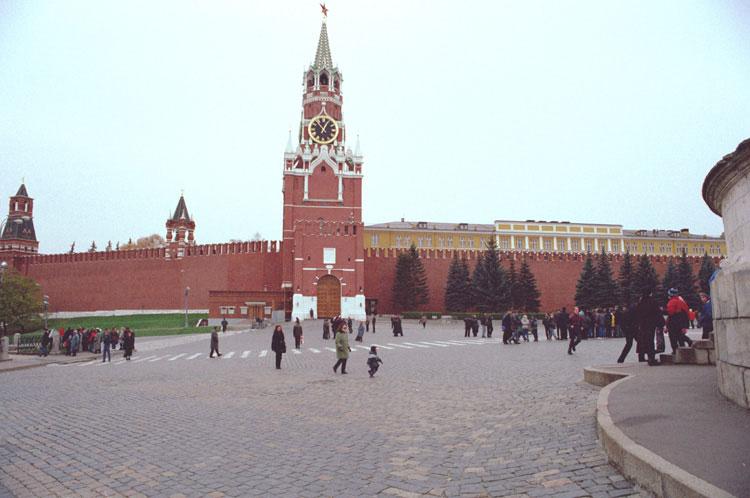 Раскраска москва красная площадь